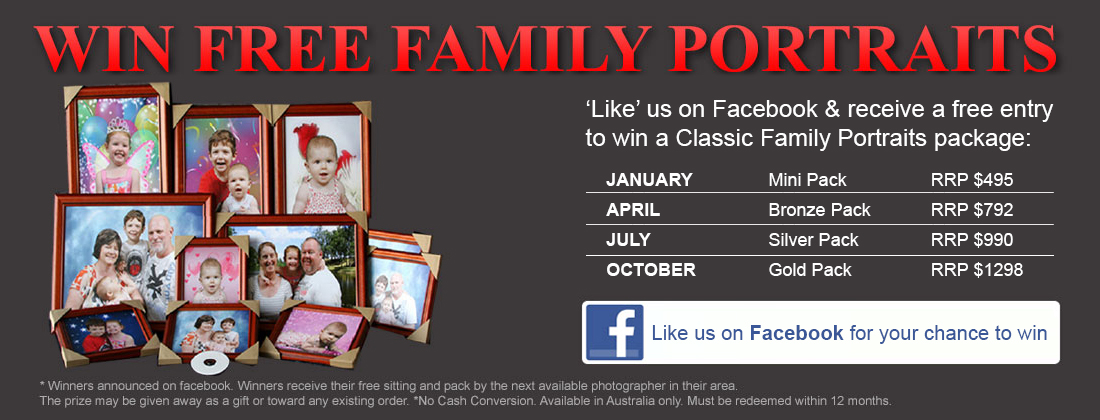 WIN Facebook Competition